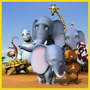 Nejmenší slon na světě