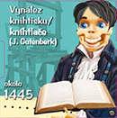 Vynález knihtisku