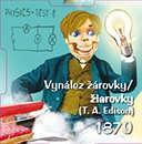 Vynález žárovky