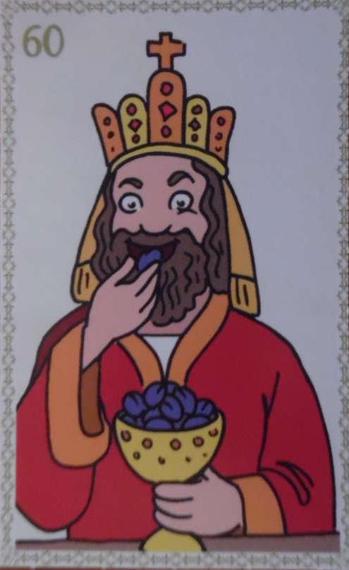 Švestky pokrm vhodný králům