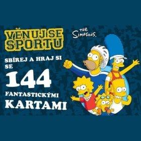 Simpsons: Věnuj se sportu