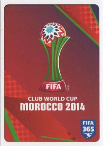 Logo FIFA Club World Cup Morocco 2014