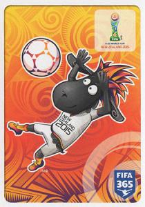 Logo FIFA U-20 World Cup New Zealand 2015