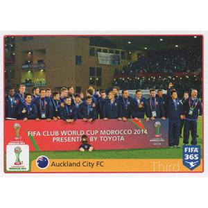 2014 Auckland City FC