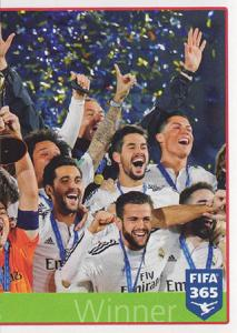 Real Madrid CF Winner (2/2)