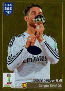 Golden Ball - Sergio Ramos