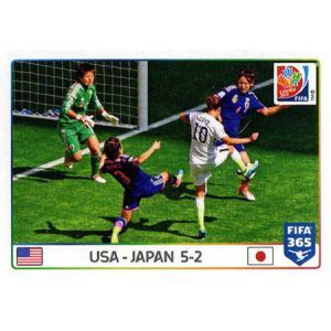 Final: USA-Japan 5-2