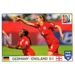3rd Place: Germany-England 0-1
