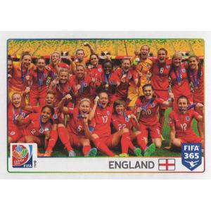 3rd Place: England