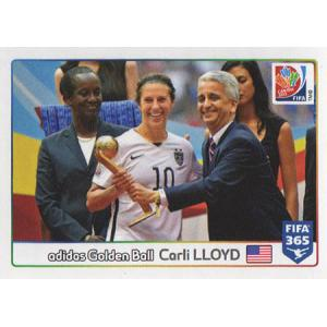 Golden Ball: Carli Lloyda