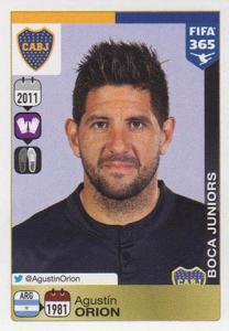 Agustín Orion