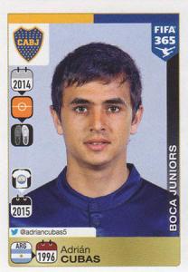 Adrián Cubas