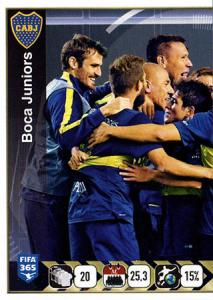 Boca Juniors Team (1/2)