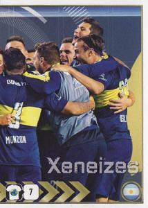 Boca Juniors Team (2/2)
