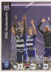 RSC Anderlecht Team (1/2)