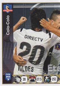 Colo-Colo Team (1/2)