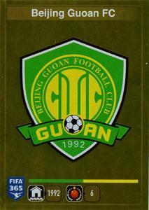 Logo Beijing Guoan FC