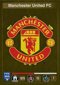Logo Manchester United FC