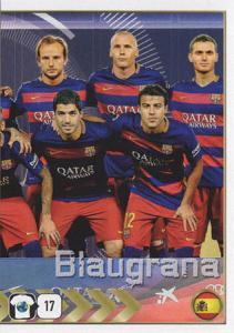FC Barcelona Team (2/2)