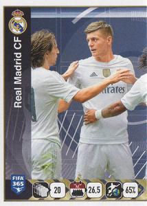 Real Madrid CF Team (1/2)