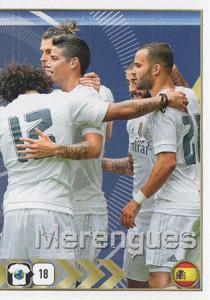 Real Madrid CF Team (2/2)