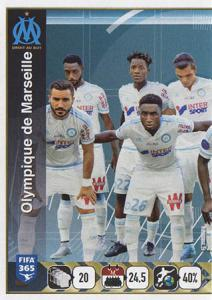Olympique de Marseille Team (1/2)