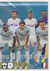 Olympique de Marseille Team (2/2)