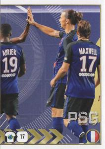 Paris Saint-Germain Team (2/2)