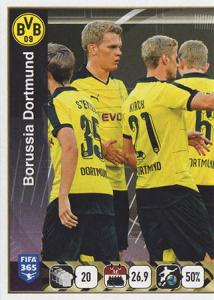 Borussia Dortmund Team (1/2)