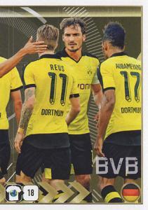 Borussia Dortmund Team (2/2)
