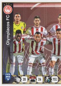 Olympiacos FC Team (1/2)