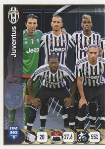 Juventus Team (1/2)