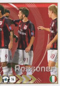 AC Milan Team (2/2)