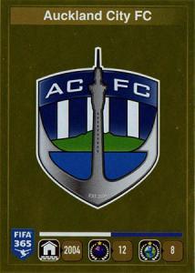 Logo Auckland City FC
