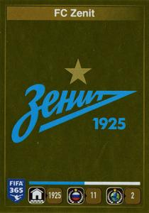 Logo FC Zenit
