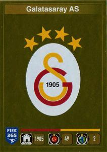 Logo Galatasaray AS