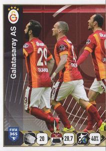Galatasaray AS Team (1/2)