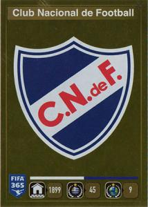 Logo Club Nacional de Football