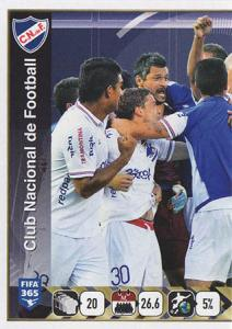 Club Nacional de Football Team (1/2)