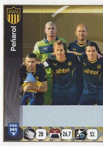 Peñarol Team (1/2)