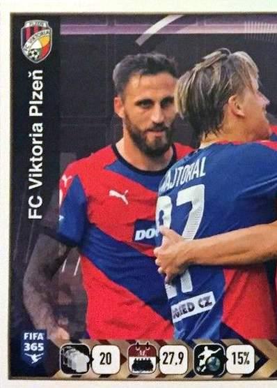 FC Viktoria Plzeň Team (1/2)