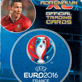 Karty Panini UEFA EURO 2016