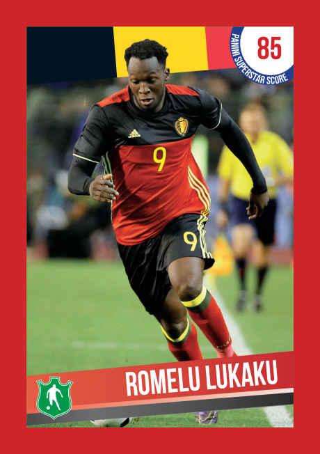 Romelu Lukaku