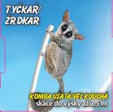 Tyčkař - Komba ušatá