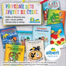 Albert - Přiveďme děti zpátky ke čtení 2