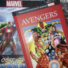 Nejmocnější hrdinové Marvelu