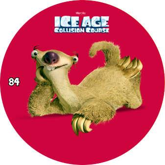 Doba ledová - žeton č.84