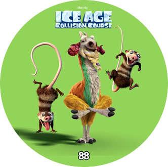 Dobaa ledová - žeton č.88