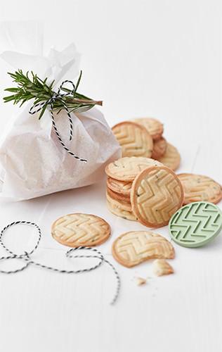 Rozmarýnové sušenky