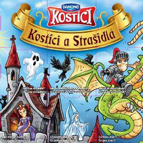 Kostíci - Kostíci a Strašidla